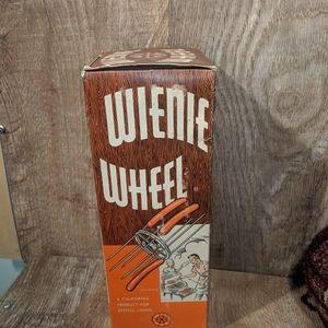 Vintage Wienie Hot dog Wheel